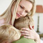 hugging_children